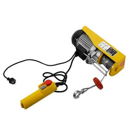 Лебедка электрическая Калибр ЭТФ-800 грузоподъемность до 800 кг