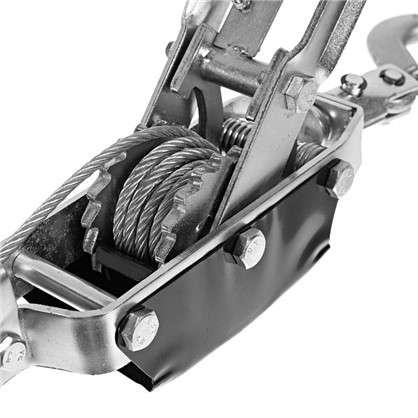 Купить Лебедка ручная со стопором грузоподъемность до 4000 кг дешевле