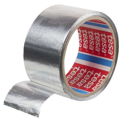 Купить Лента алюминевая Tesa 50 мм х 10 м дешевле