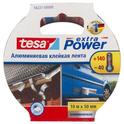 Лента алюминевая Tesa 50 мм х 10 м
