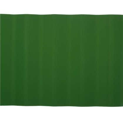 Лента бордюрная декоративная Гофра высота 20 см цвет  хаки