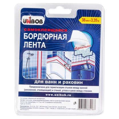Лента бордюрная Unibob 38 мм х 3.35 м