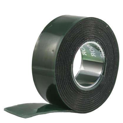 Купить Лента двусторонняя для наружных работ Tesa 19 мм х 1.5 м цвет черный дешевле