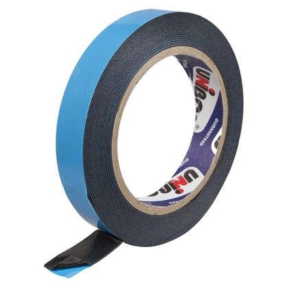 Купить Лента двусторонняя для наружных работ Unibob 19 мм х 5 м дешевле