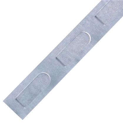 Лента монтажная МП15 перфорированная 15 мм 20 м сталь