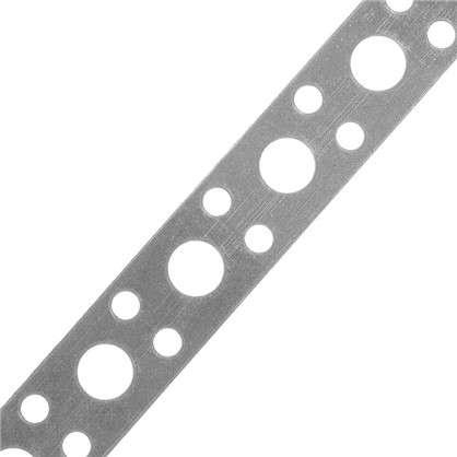 Купить Лента перфорированная 0.5х12 мм 10 м сталь ЛСП дешевле