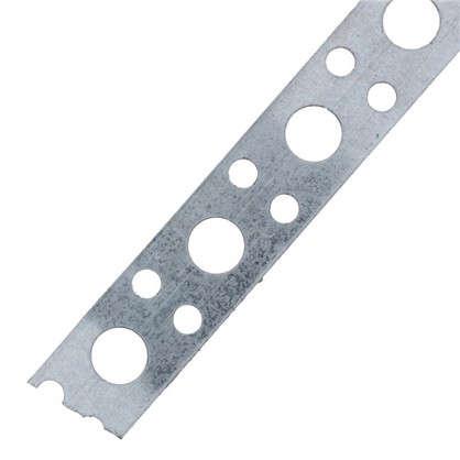 Купить Лента перфорированная 0.5х12 мм 25 м сталь ЛСП дешевле