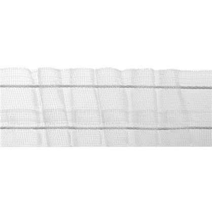Шторная лента Monaco универсальная 29 мм полиэстер цвет прозрачный