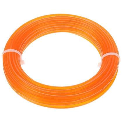 Леска для триммера Sterwins 2.5 мм х 7 м квадратная цвет оранжевый