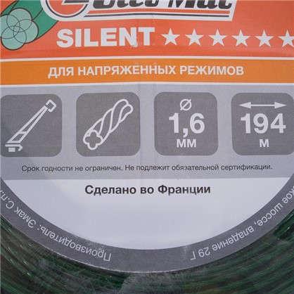 Купить Леска сменная для триммера Oleo-Mac 1.6 мм x 194 м бесшумная дешевле