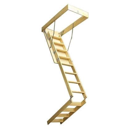Купить Лестница чердачная 120х60x280 см дешевле