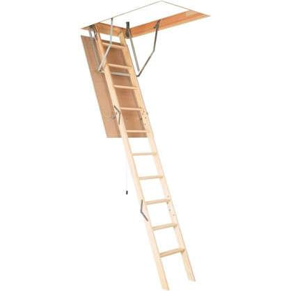 Купить Лестница чердачная OLN 120х60x280 см дешевле