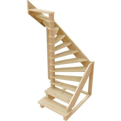 Лестница поворотная на 180° ЛС-01У универсальная
