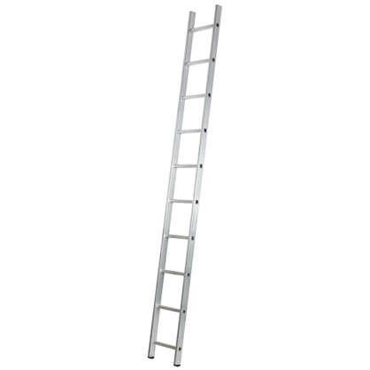 Купить Лестница приставная односекционная Standers 10 ступеней дешевле