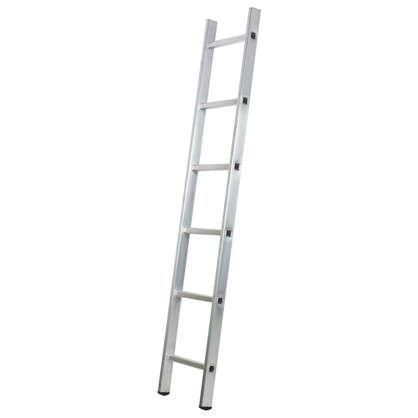 Купить Лестница приставная односекционная Standers 6 ступеней дешевле