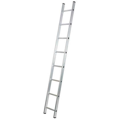 Купить Лестница приставная односекционная Standers 8 ступеней дешевле
