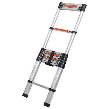 Купить Лестница телескопическая 10 ступеней дешевле