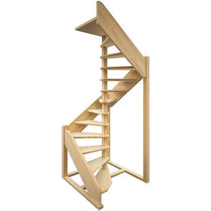 Лестница винтовая ЛЕС-12ВУ универсальная