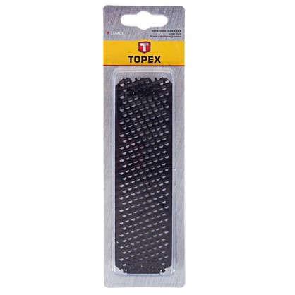 Лезвие к рубанку сменное  Topex 11A406 140 мм