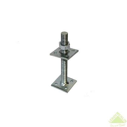 Купить Лифт регулировочный со шпилькой М16 Н150 50х50х5 мм сталь дешевле