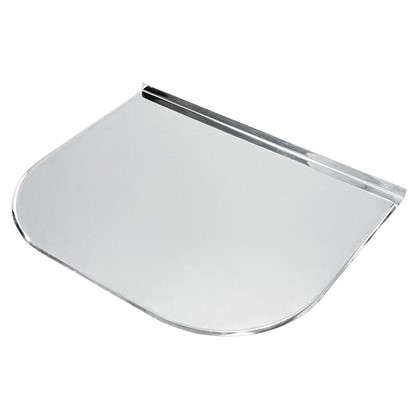 Лист притопочный 600х500 мм нержавеющая сталь