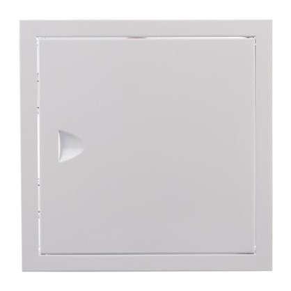 Люк ревизионный Домовент видимый 30х30 см металл
