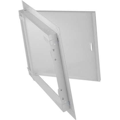Люк смотровой для гипсокартона 300х300 мм металл