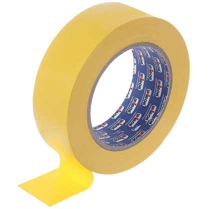 Малярная лента для штукатурных работ 38 мм 50 м