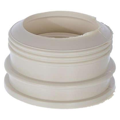 Купить Манжета переходная D40х50 белая трехлепестковая дешевле