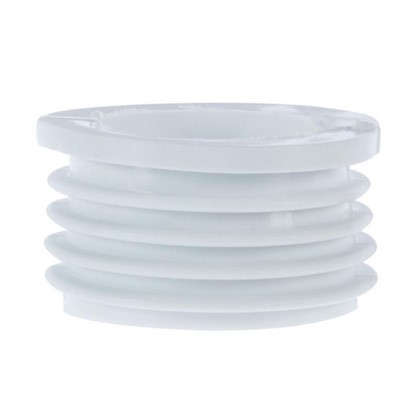 Купить Манжета переходная D50х73 белая трехлепестковая дешевле
