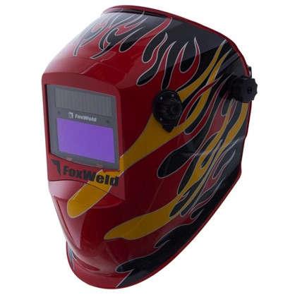 Маска сварщика-хамелеон Огонь 7100V