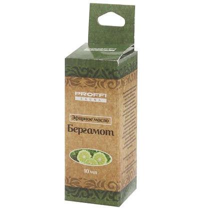Эфирное масло для бани Бергамот 10 мл