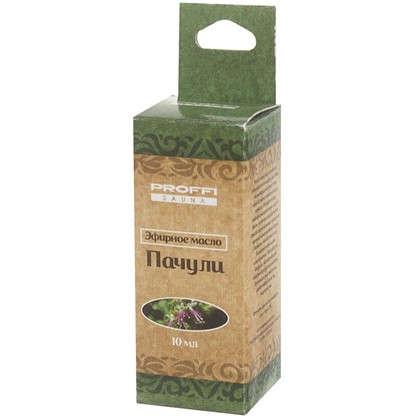 Эфирное масло для бани Пачули 10 мл