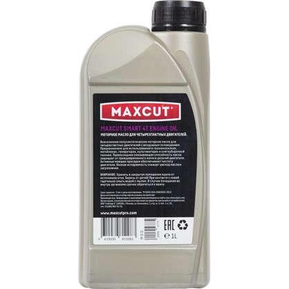 Масло моторное для четырёхтактных двигателей Maxcut полусинтетическое 1 л