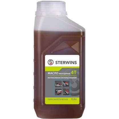 Масло моторное для интенсивной работы  Sterwins 4Т 10W40 полусинтетика 0.6 л
