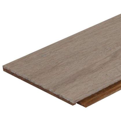 Купить Массивная доска Бамбук Зефир лак 1.981 м2 недорого