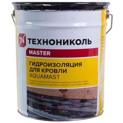 Купить Мастика битумная AquaMast 18 кг дешевле