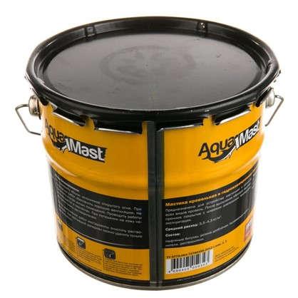 Мастика битумно-резиновая AquaMast 3 кг