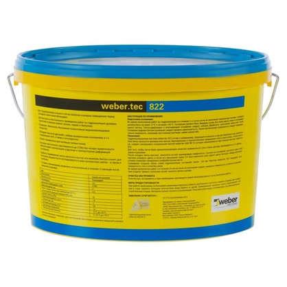 Купить Мастика для гидроизоляции Weber Vetonit Weber.Tec 822 цвет розовый дешевле