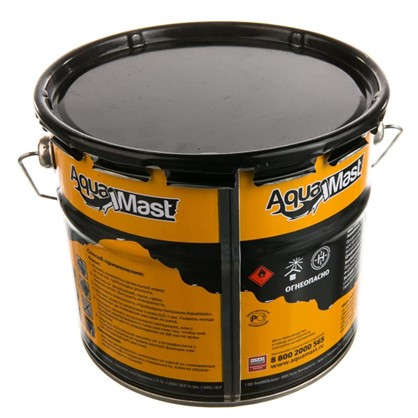 Мастика для ремонта и приклеивания AquaMast 3 кг