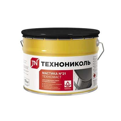 Мастика кровельная Технониколь №21 (Техномаст) 10 кг