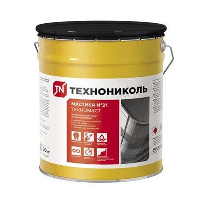 Мастика кровельная Технониколь №21 (Техномаст) 20 кг