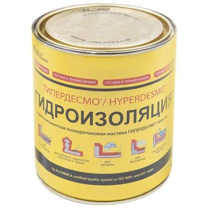 Купить Мастика полиуретановая Alchimica Гипердесмо Классик 1 кг цвет белый дешевле