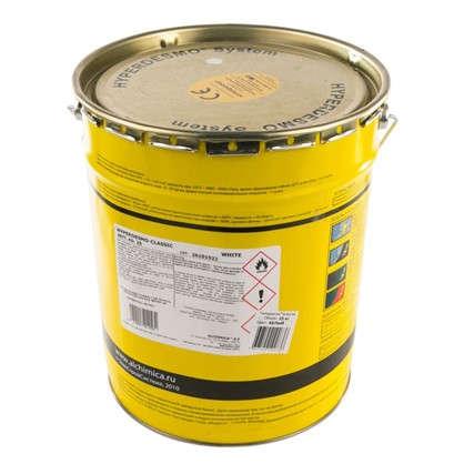 Купить Мастика полиуретановая Alchimica Гипердесмо Классик 25 кг цвет белый дешевле