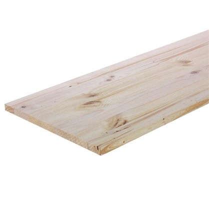 Мебельный щит 800х300х18 мм хвоя сорт A/B