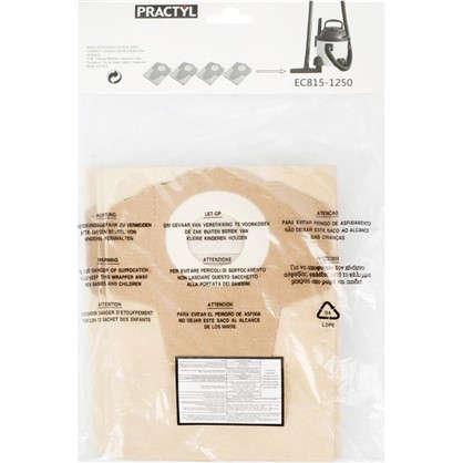 Мешки для пылесоса Practyl 4 шт.