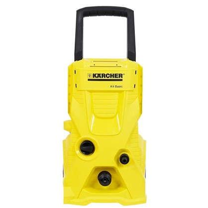 Минимойка с функцией забора воды из емкости Karcher K 4 Basic 130 бар 420 л/ч