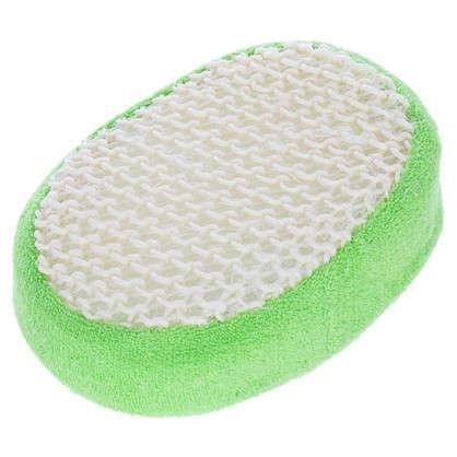 Мочалка для бани объемная сизаль
