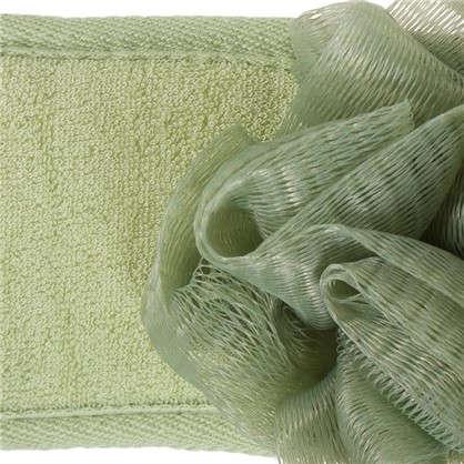 Мочалка для бани Пена