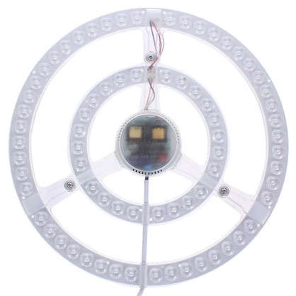 Купить Модуль светодиодный круглый на магнитах с драйвером 48 Вт 3400 Лм свет нейтральный дешевле